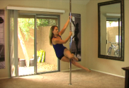 how to dance on a pole