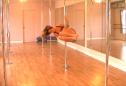 dance technique for pole dance move