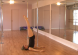 supported hip lift and shoulder stand pole move tutorial