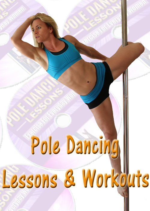Online Pole Dancing Lessons, DVDs and home pole dancing workouts