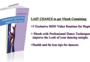 pro tips pole dancing for beginners ebook featured image