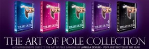 Pole dancing dvd