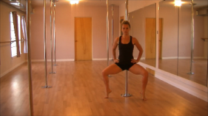 intermediate warm up routine for pole dancing