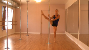leg exercises for pole fitness dancing