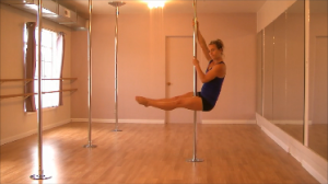 how to get into pole dancing