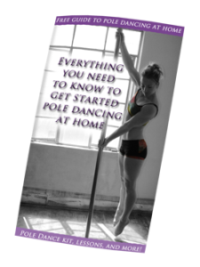 Free pole dance guide to get started cover reduced