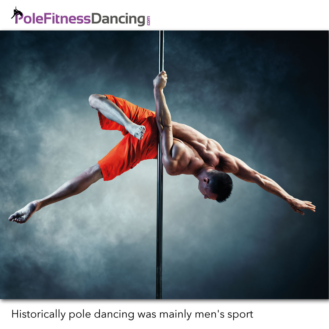 Fun fact History of Pole Dancing and Who invented pole dancing