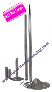 dance pole kits for home with free online pole dancing lessons