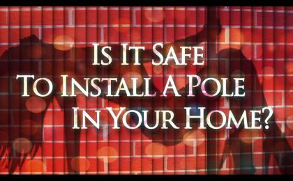 Safety Tips For Installing a Dance pole in home or studio
