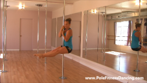 upper body pole dancing workout at home