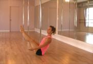 pole dance ab workout routine