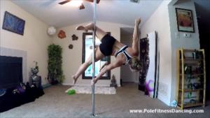 pole dancing combo