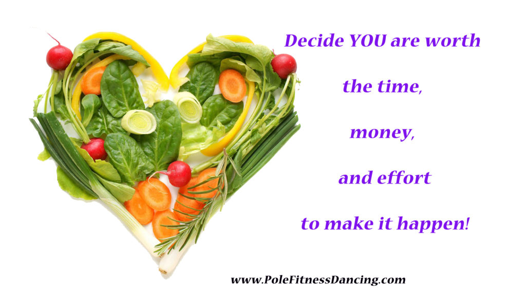 diet plan for pole fitness