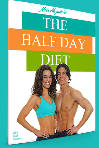 half day fat loss diet plan