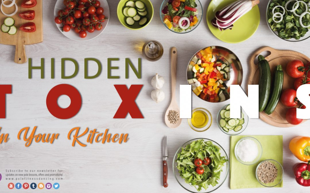 Hidden Toxins In Your Kitchen That PROMOTE Fat Cell Storage