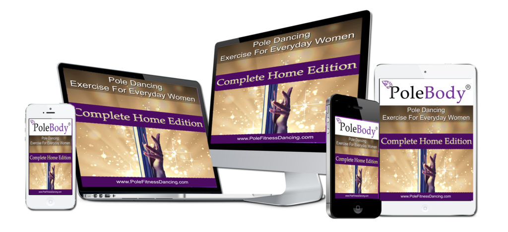 pole dancing lessons online course