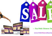 dancing pole kit and pole lessons sale