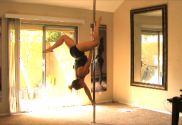 butterfly pole move in apartment