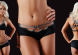 Pole Dancing fitness clothes - Pole Dance Bra top and Pole Dance Booty Shorts