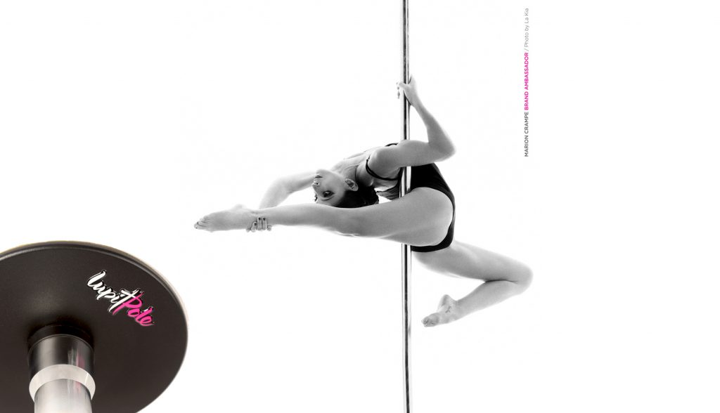 Lupit Classic removable portable Dance pole review
