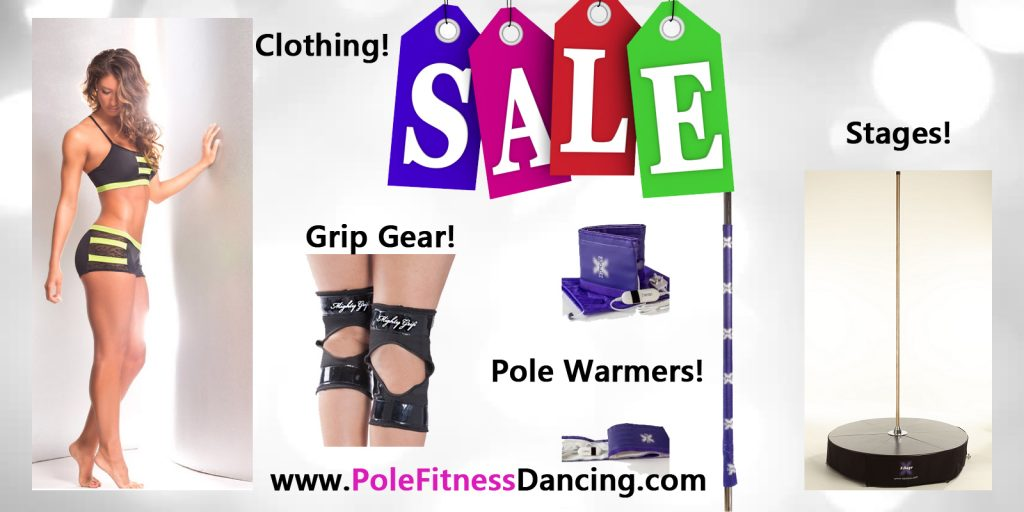 Holiday Sale at polefitnessdancing.com sales couons and discounts 2017