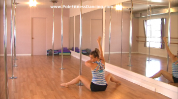 Inna play and win pole dance routine for beginners and intermidiates snapshot
