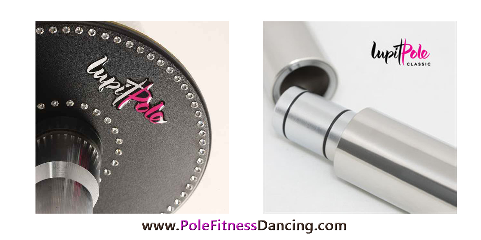 New Lupit Classic DIAMOND Dance Pole Review! **SAVE 10%** Easiest Pole To Get Up & Down!