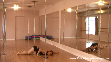 lesson 5 pole dancing routine for beginners step by step play and win