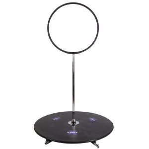 Lyrapole Lollipop X Pole Stage aerial equipment Hoop