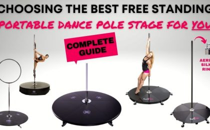 how to choose the best freestanding dance pole stage brands review