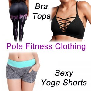 shop pole dance fitness clothing