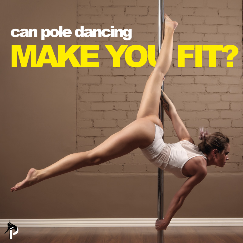 How Many Calories Does Pole Fitness Burn