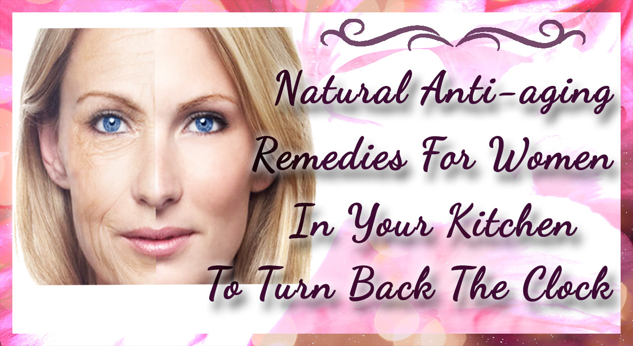 Beauty Hacks…Right Inside Your Kitchen! (Natural Beauty Secrets)