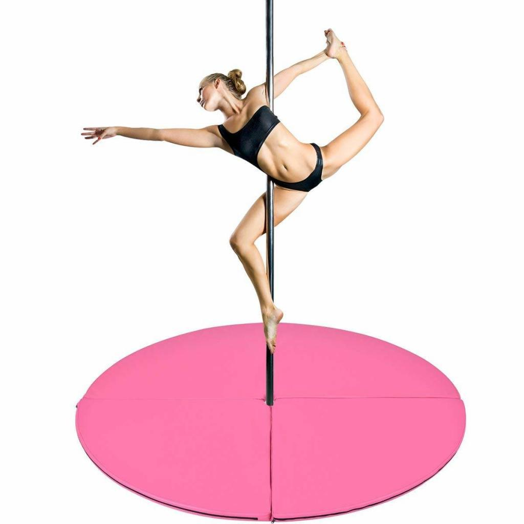 tangkula pole dance crash mat