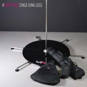 Lupit Portable Freestanding Dance Pole Stages
