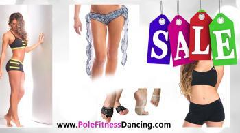 pole dance fitness clothing sale