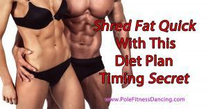 lose fat quick with this diet plan timing secret