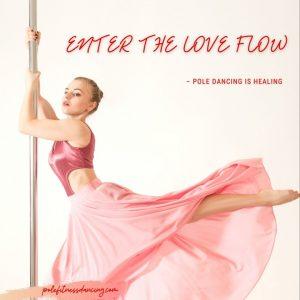 spiritual growth through pole dance fitness
