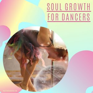 Pole Dancers Spiritual Growth