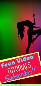 Pole dancing video tutorials