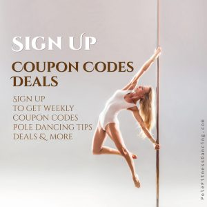 pole fitness dancing coupon code