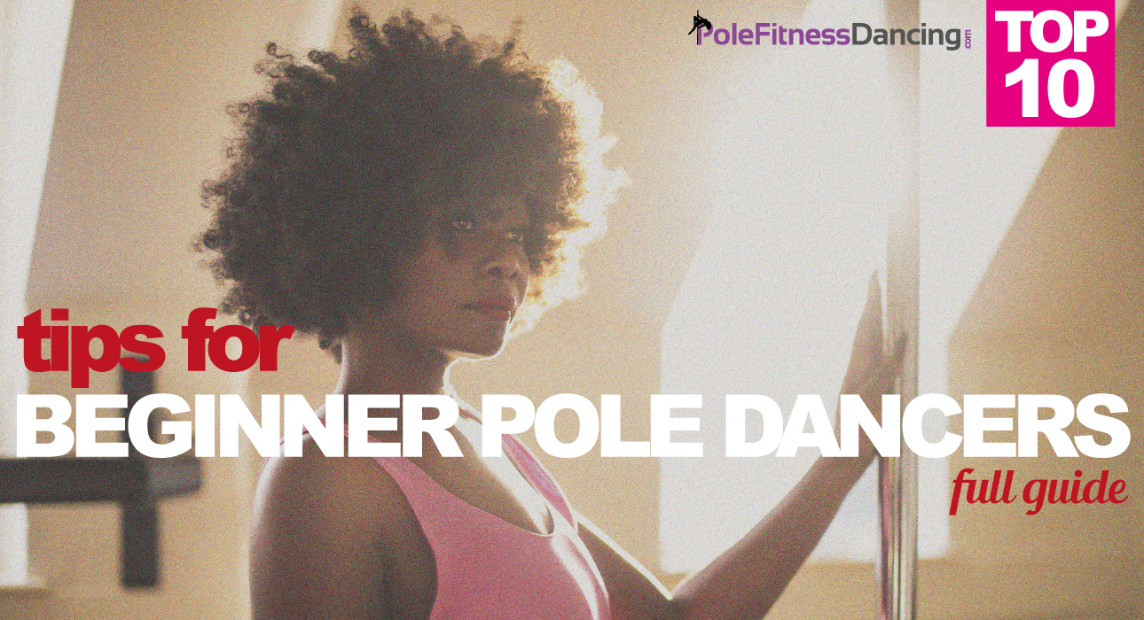 A Girl Thinking About The Top 10 Tips For Beginner Pole Dancing
